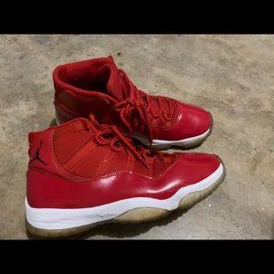Air Jordan retro 11s. Size 11.5